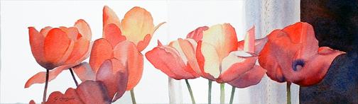 GMarquis_Les_tulipes_VENDU